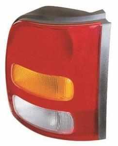 Nissan Micra Rear Light Unit Passenger's Side Rear Lamp Unit 1998-2000