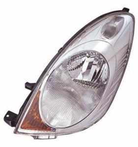 Nissan Note Headlight Unit Passenger's Side Headlamp Unit 2006-2009