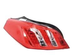 Peugeot 508 Rear Light Unit Passenger's Side Rear Lamp Unit 2011-2014