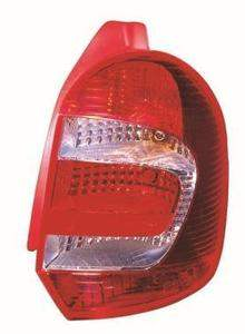 Renault Modus Rear Light Unit Driver's Side Rear Lamp Unit 2008-2011