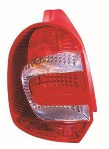 Renault Modus Rear Light Unit Passenger's Side Rear Lamp Unit 2008-2011