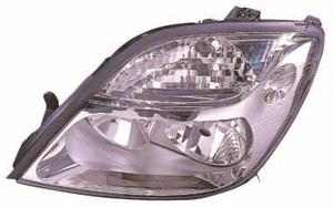 Renault Scenic Headlight Unit Passenger's Side Headlamp Unit 1999-2003