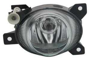 Saab 9-3 Fog Light Unit Passenger's Side Front Fog Lamp 2008-2012