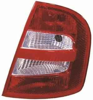 Skoda Fabia Rear Light Unit Driver's Side Rear Lamp Unit 2000-2005