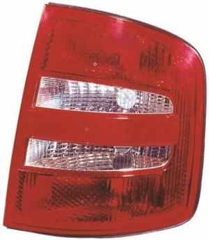 Skoda Fabia Estate Rear Light Unit Driver's Side Rear Lamp Unit 2000-2005