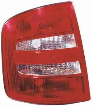 Skoda Fabia Estate Rear Light Unit Passenger's Side Rear Lamp Unit 2000-2005