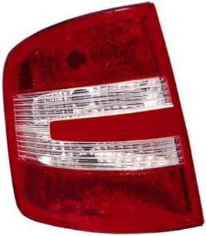 Skoda Fabia Estate Rear Light Unit Passenger's Side Rear Lamp Unit 2005-2007