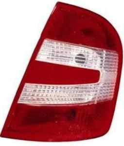 Skoda Fabia Rear Light Unit Driver's Side Rear Lamp Unit 2005-2007
