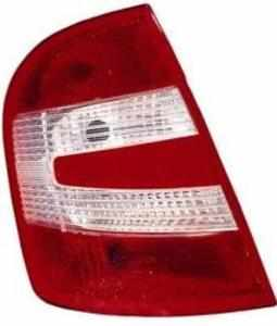 Skoda Fabia Rear Light Unit Passenger's Side Rear Lamp Unit 2005-2007