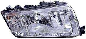 Skoda Fabia Headlight Unit Driver's Side Headlamp Unit 2000-2003