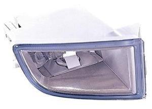 Skoda Fabia Fog Light Unit Driver's Side Front Fog Lamp 2000-2005