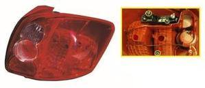 Toyota Auris Rear Light Unit Driver's Side Rear Lamp Unit 2007-2010