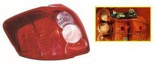 Toyota Auris Rear Light Unit Passenger's Side Rear Lamp Unit 2007-2010