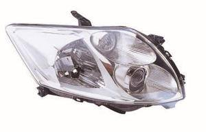 Toyota Auris Headlight Unit Driver's Side Headlamp Unit 2007-2010
