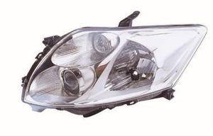 Toyota Auris Headlight Unit Passenger's Side Headlamp Unit 2007-2010