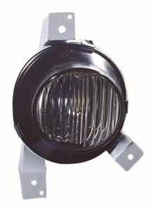 Vauxhall Agila Fog Light Unit Driver's Side Front Fog Lamp 2000-2007