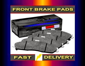 Jaguar S-Type Brake Pads Jaguar S Type 2.7 D V6 Brake Pads  2007-2008