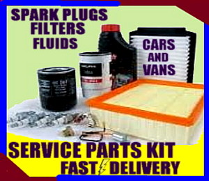 Renault Clio 1.2 Engine Oil Spark Plugs Filters Fluids  1991-1998