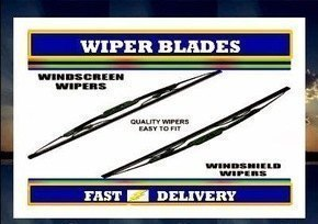 Chrysler Neon Wiper Blades Windscreen Wipers  2002-2012
