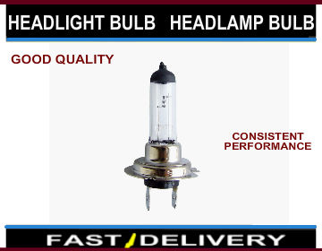 Vauxhall Zafira Headlight Bulb Headlamp Bulb