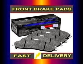 Iveco Daily Brake Pads Iveco Daily 50C17 50C18 3.0 Brake Pads 2007-2012