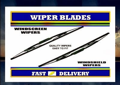 Lexus IS IS200 IS300 Wiper Blades Windscreen Wipers   2005-2012