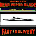 Mazda 323 Rear Wiper Blade Back Windscreen Wiper  1999-2004