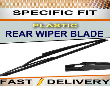 Peugeot 1007 Rear Wiper Blade Back Windscreen Wiper