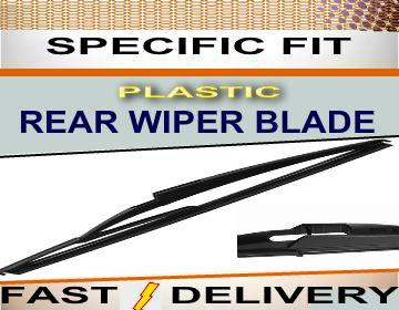 Peugeot 407 Rear Wiper Blade Back Windscreen Wiper