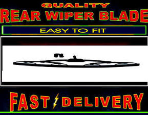 Volvo 440 460 Rear Wiper Blade Back Windscreen Wiper