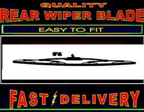 Volvo 480 Rear Wiper Blade Back Windscreen Wiper