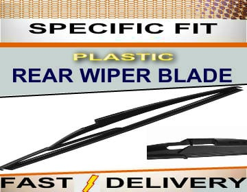 Smart Forfour For Four Rear Wiper Blade Back Windscreen Wiper