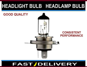 Vauxhall Agila Headlight Bulb Headlamp Bulb