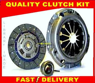 Land Rover Discovery Clutch Land Rover Discovery 2.5 Td5 Clutch Kit 1999-2005