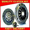 Renault Clio Clutch Renault Clio 1.4 16v Clutch Kit 2000-2005