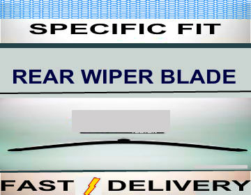 Volkswagen Touareg Rear Wiper Blade Back Windscreen Wiper  2002-2011