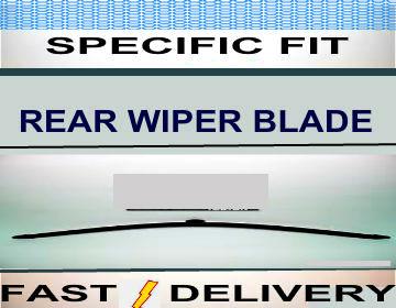 Bmw 1 Series Rear Wiper Blade 112 116 118 120 Back Windscreen Wiper
