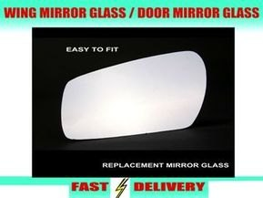 Iveco Daily Wing Mirror Glass Passenger's Side Nearside Door Mirror Glass  2000-2005