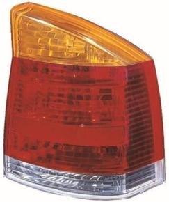 Vauxhall Vectra Rear Light Unit Driver's Side Rear Lamp Unit 2002-2008