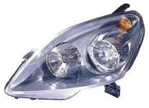 Vauxhall Zafira Headlight Unit Passenger's Side Headlamp Unit 2005-2007