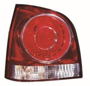 Volkswagen Polo Rear Light Unit Passenger's Side Rear Lamp Unit 2005-2009