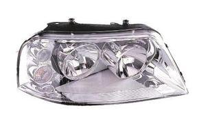 Volkswagen Sharan Headlight Unit Driver's Side Headlamp Unit 2000-2010
