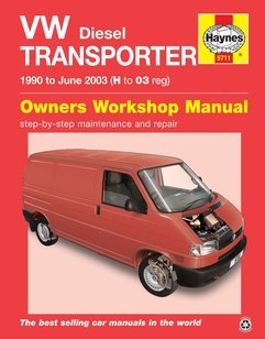 volkswagen transporter t4 haynes manual repair manual rh ministryofparts com vw transporter t3 service manual pdf vw transporter maintenance manual