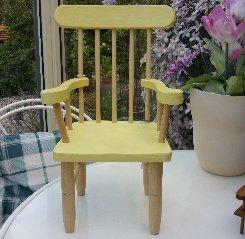 Hi-Lite Chair - Yellow.