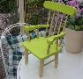 Hi-Lite Chair - Lime green.