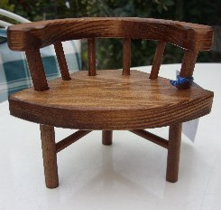 Mini Corner chair.