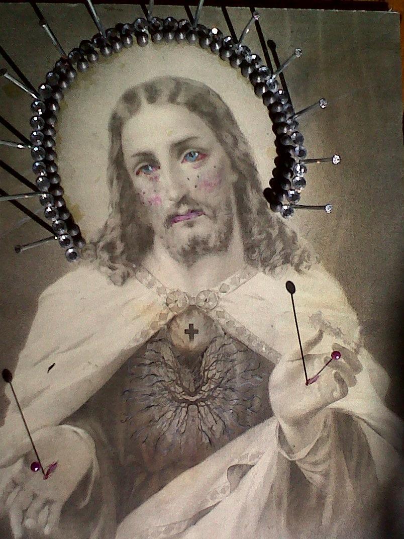 red eyed jesus