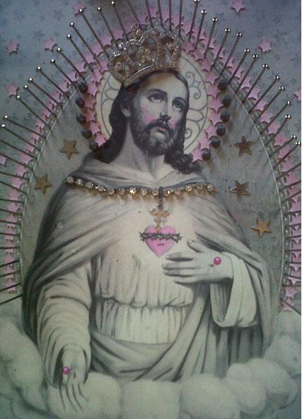 Heavenly-Jesus