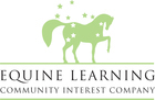 Equine Learning, site logo.
