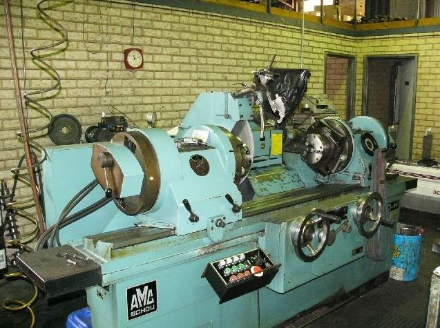 AMC Schou Engine Repair Equipment
